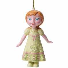 Figurine � suspendre Anna - Disney Enchanting
