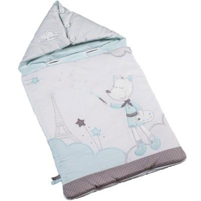 nid d 39 ange lulu cheri 80 cm sauthon baby dco. Black Bedroom Furniture Sets. Home Design Ideas