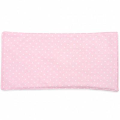 Bavoir protection d'épaules rose