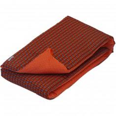Tour de lit Retro Vintage orange (pour lits 60 x 120 et 70 x 140 cm) - Moepa