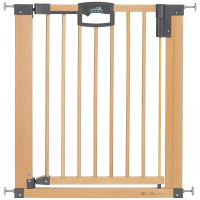 Barrière de sécurité pour porte easy lock naturel (75,5 à 83,5 cm)