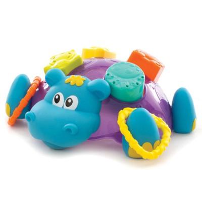 Hippopotame de bain flottant