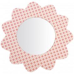 Miroir miroirs originaux accrocher dans la chambre de bb for Miroir incassable