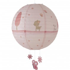 Boule japonaise faon rose - Domiva