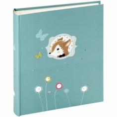 Album photos Foxy bleu  24 x 29 cm (60 pages) - Panodia