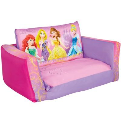 Canapé gonflable convertible princesses