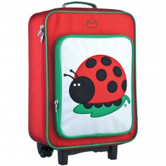 Valise trolley Juju coccinelle - Beatrix