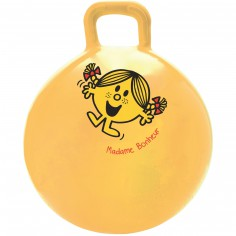 Ballon sauteur Madame Bonheur