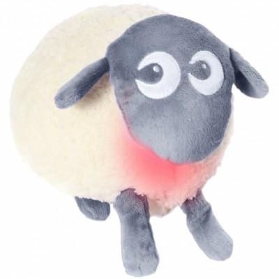 Veilleuse peluche ewan le mouton rêveur (17,4 cm)
