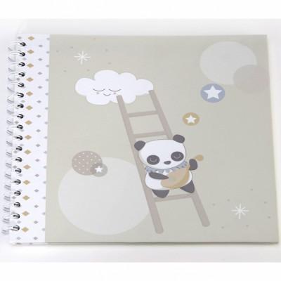 album photo naissance bb panda 48 pages amadeus. Black Bedroom Furniture Sets. Home Design Ideas