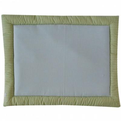 tapis de parc clouds gris et vert 75 x 95 cm moepa. Black Bedroom Furniture Sets. Home Design Ideas