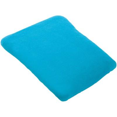 Housse de matelas à langer turquoise (50 x 75 cm)