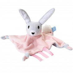 Doudou plat Baby Bunny le lapin - The Gro Company