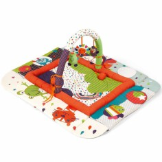 Tapis d'�veil et d'exercices transformable Timbuktales - Mamas and Papas