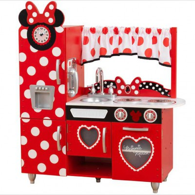 cuisine vintage minnie mouse kidkraft berceau magique. Black Bedroom Furniture Sets. Home Design Ideas