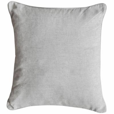 Coussin carré décoratif sirène grey (26 x 26 cm)