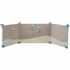 Tour de lit Blip Blap Blop (pour lits 60 x 120 cm et 70 x 140 cm)   - Domiva