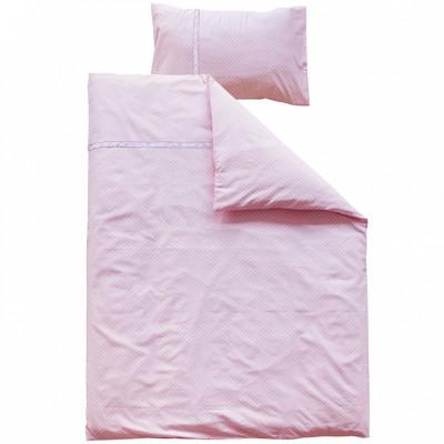 parure de lit housse de couette et taie doreiller sweet. Black Bedroom Furniture Sets. Home Design Ideas