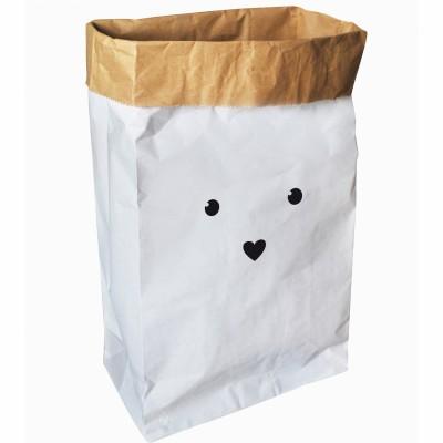 Sac en papier chat