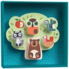 Tableau relief Oski - Little big room by Djeco