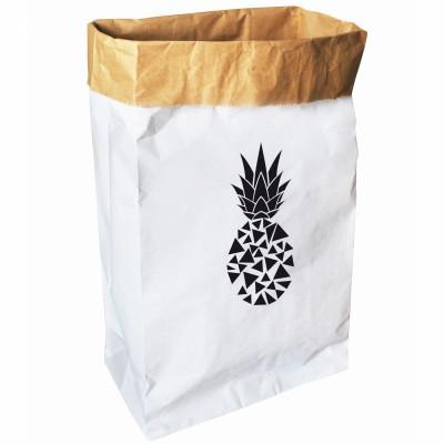 Sac en papier ananas