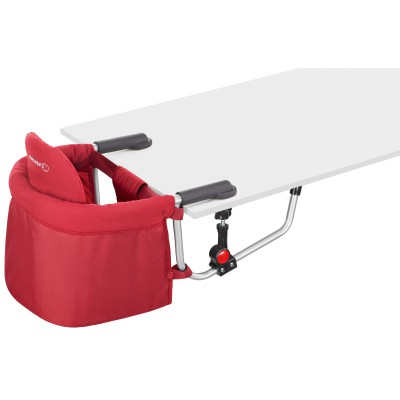 Chaise de table reflex rouge