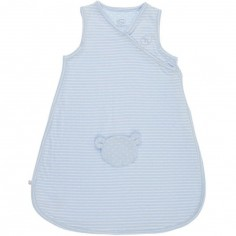 Gigoteuse 3 en 1 bleue jersey Mix and Match (50 cm) - Noukie's