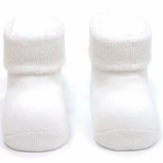 Chaussettes blanches (1-6 mois) - Cambrass