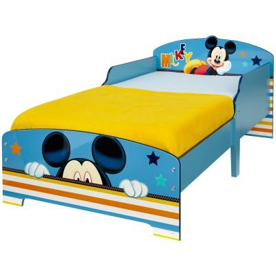 lit enfant mickey 70 x 140 cm room studio. Black Bedroom Furniture Sets. Home Design Ideas