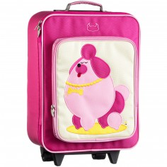 Valise trolley Pocchari caniche - Beatrix