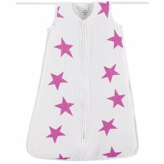 Gigoteuse l�g�re Twinkle pink TOG 0,6 (79 cm) - Aden + anais