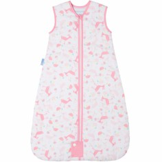 Gigoteuse l�g�re Grobag Little Dear biche rose TOG 1.0 (78 cm) - The Gro Company