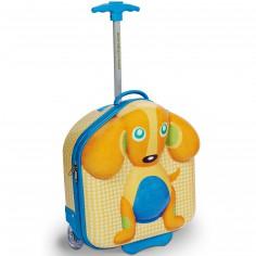 Valise trolley Happy le Chien - Oops