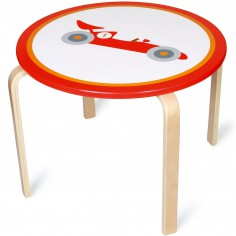 Table ronde Racer - Scratch