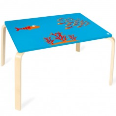 Table Maurice le poisson - Scratch
