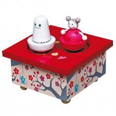 de nombreux cadeaux de naissance pour fille berceau magique. Black Bedroom Furniture Sets. Home Design Ideas