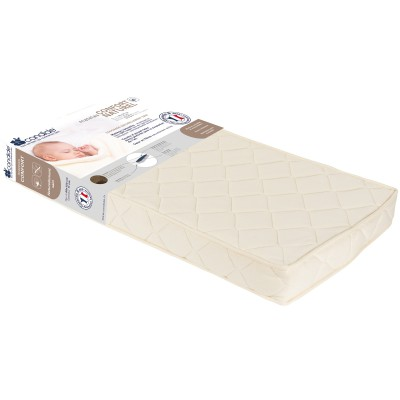 matelas confort bio naturel 60 x 120 cm candide. Black Bedroom Furniture Sets. Home Design Ideas