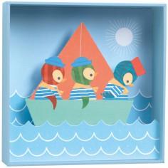 Tableau enfant tableaux dco pour la chambre bb et enfant for Tableau chambre bebe animaux
