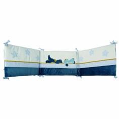 Tour de lit Victor et Lucien (pour lits 60x120 et 70x140cm)  - Noukie's