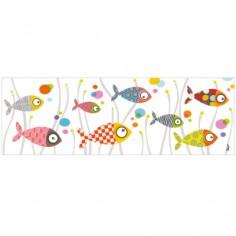Tableau mille bulles (20 x 60 cm) - S�rie-Golo