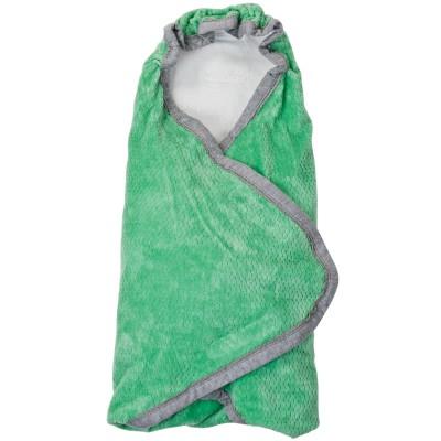Couverture nomade verte nouveau né wrapper newborn american fifties