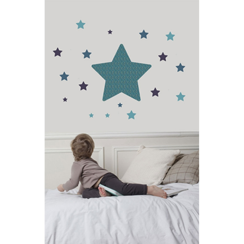 Stickers chambre fille pas cher for Chambre ado pas cher