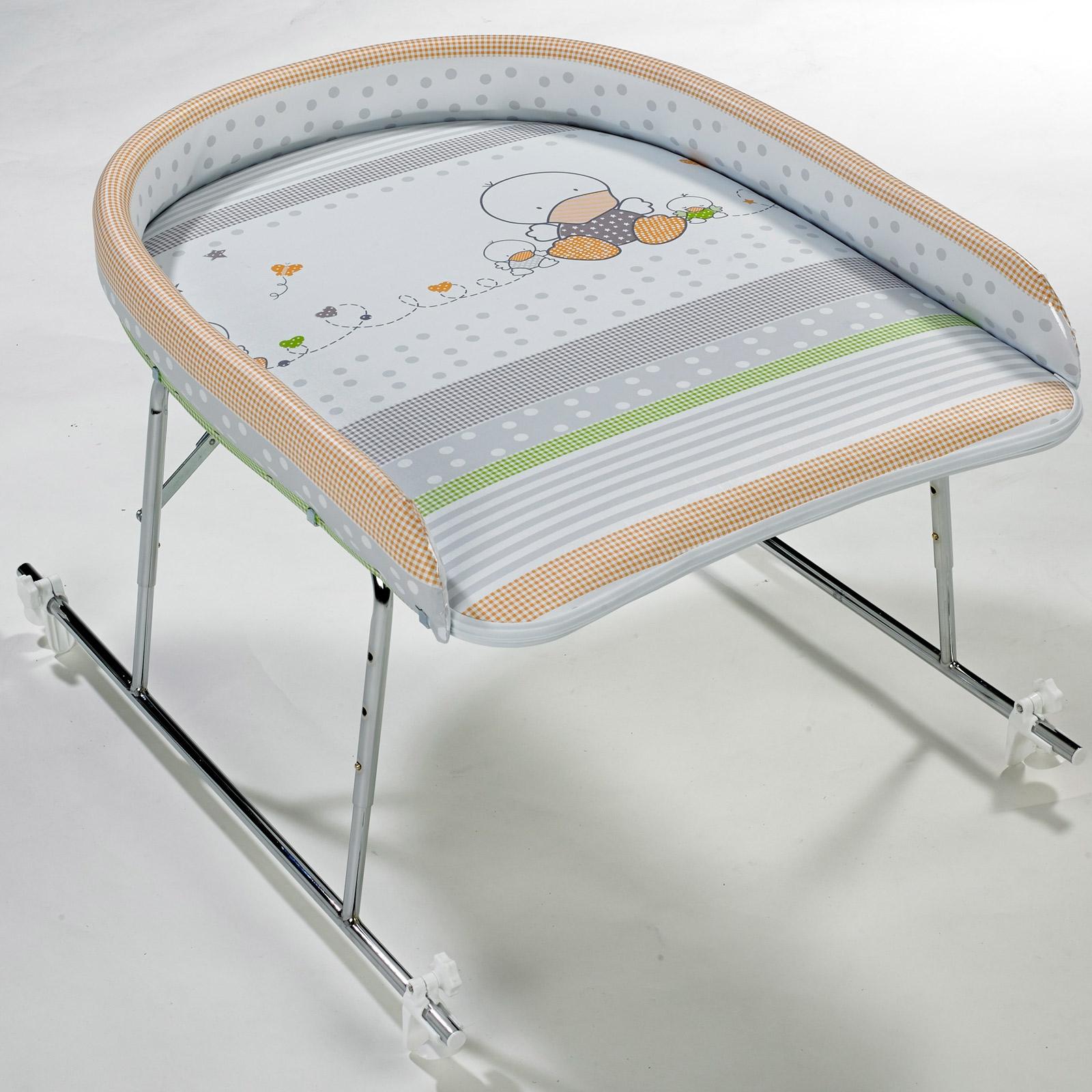Table langer pour baignoire - Table a langer a poser sur la baignoire ...