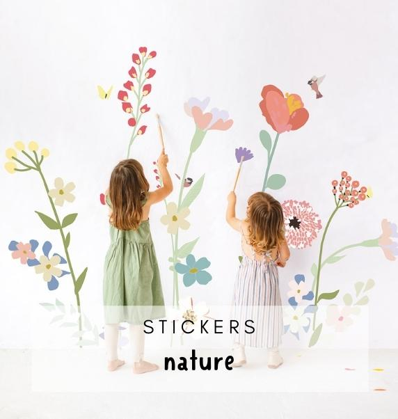 Stickers nature