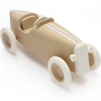 Voiture de course en bois Grand Prix beige  par ooh noo