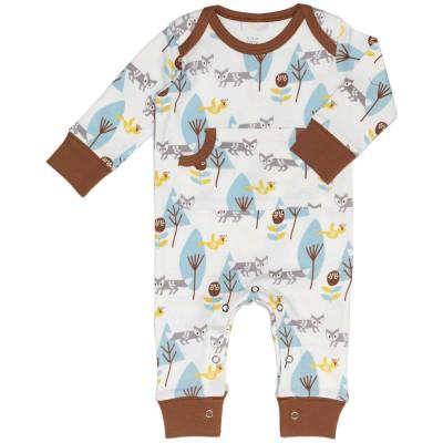 dfa7b7edd279e Combinaison pyjama renard (0-3 mois   50 à 60 cm)   Fresk