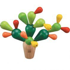 Jeu d'équilibre Mikado cactus