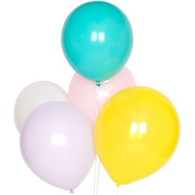 Ballons de baudruche mix pastel (10 pièces)  par My Little Day