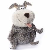Peluche Beasts Watson Boston chien (25 cm) - Sigikid