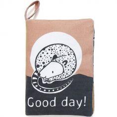 Livre bébé en tissu Good day!